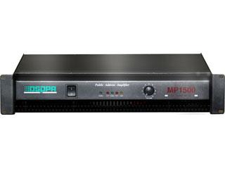 MP1500/MP2000/MP2500-纯后级广播功放