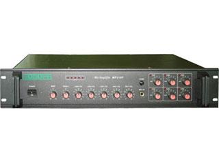 MP210P/MP310P/MP610P/MP1010P-带分区/前置广播功放