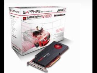 AMD FirePro? W7000-藍寶 AMD FirePro? W7000
