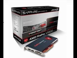 AMD FirePro? V5900-蓝宝 AMD FirePro? V5900
