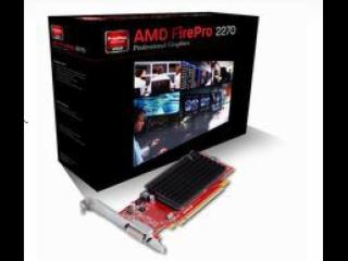 AMD FirePro™ 2270 PCI-E 2.1 X16-AMD FirePro™ 2270 PCI-E 2.1 X16