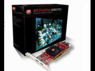 ATI FirePro? 2260 PCI-ATI FirePro? 2260 PCI