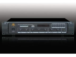 H2807PM/RH2813PM/RH2826PM/RH2836PM-帶MP3合并式定壓功放