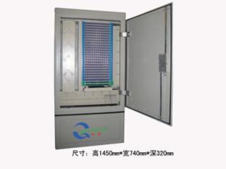QS-W144C-CTB-144芯室外光纜交接箱