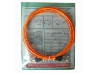 QS-2FCFC-MM3M-FC-FC/SC/ST多模雙芯光纖跳線