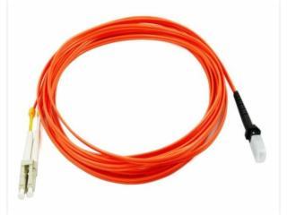 QS-MTRJ2LC-MM3M-LC-LC/MTRJ多模雙芯光纖跳線