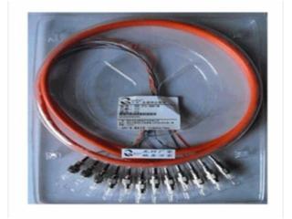 QS-12FC-MM1M-12芯FC/SC/ST多模束狀尾纖