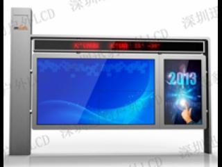 .-灯箱+LCD组合款户外广告机