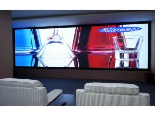 尺度及特殊-瑞屏电子DLP无缝大屏幕:高品量,高明晰