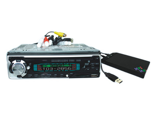 .-AK505G车载单碟DVD托硬盘