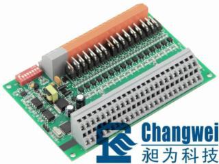 MR-D1616-BK-串口型32位開關量輸入輸出模塊