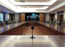 赢康科技创现代会议室系统设计的典范