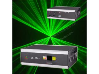 LB-KG02-1W单绿激光灯