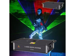 LB-LMI-单绿激光人|激光舞|激光秀