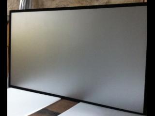 KL-科朗金属正投平面幕