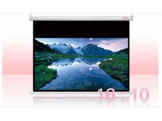 SJS-M80-80'(16:10)電動銀幕