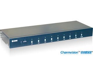 SWKA81R-8路VGA带音视KVM切换器