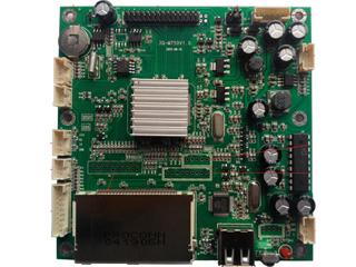 3Q-M750-高清單機廣告機解碼板