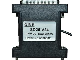 SD25-V24-OBB數據信號防雷器