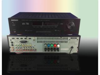 AV-4347-5.1AV高清解碼功放機(合并機)