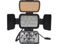 CM-LED1200-适用任何肩扛摄像机(照度1200LUX)LED新闻灯
