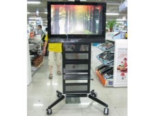 630-液晶电视机移动支架座架/可装70寸大尺寸电视机