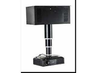 s1500-杆式投影机电动升降吊架,遥控吊架