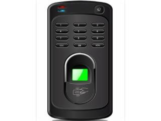S10-指纹刷卡门禁机、门禁考勤系统