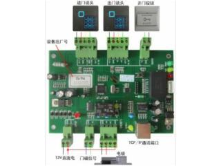 MJT01-网络单门双向门禁控制器