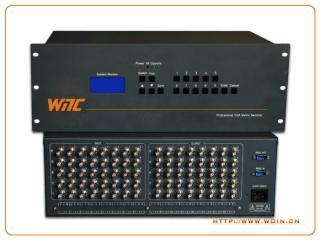 RGB矩阵切换器WIN-RGB0808-RGB矩阵切换器WIN-RGB0808【沃信】