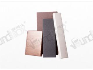 C25BX/C25PX-炫彩聲學布/皮革阻燃軟包