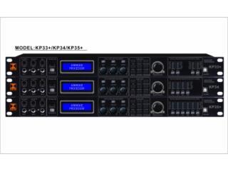 KP35+/KP34/KP33+-卡拉OK處理器