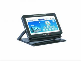 HALVEX-WI100-10寸无线WIFI真彩触摸屏