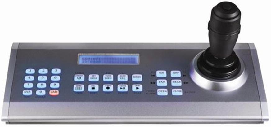 思科宝利通视频会议摄像机控制键盘