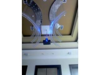 DST-投影機電動吊架 雙桿開關門電動吊架 攝像