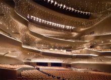 广州歌剧院声学设计简析与声学材料应用