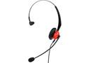 R511QD NC-話務耳機(時尚紅)