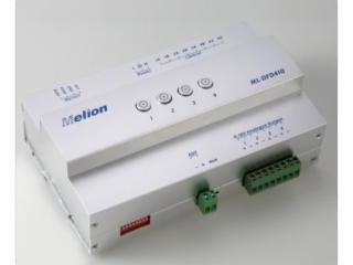 ML-DF0410-4路智能照明控制LED灯调光模块