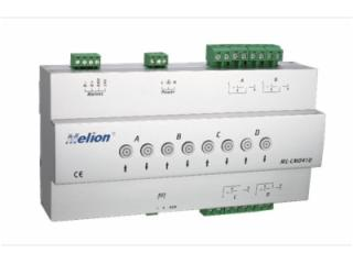ML-CM0410-4路智能窗帘控制模块