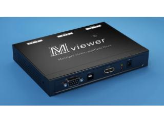 MV103-HDP-三屏宝多屏扩展仪DP版