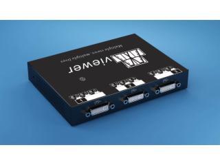 MP103-DVI-三通道投影融合模塊