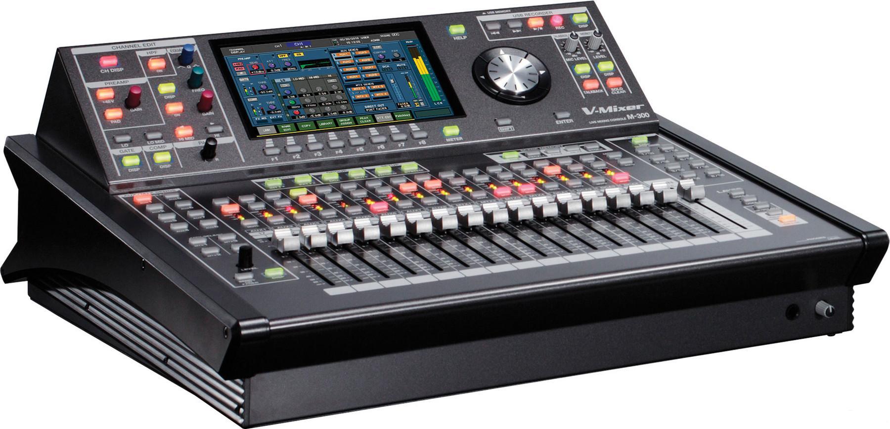 Roland罗兰 M-300 32路紧凑型数字调音台