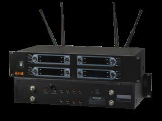 UT4000-4通道无线数字会议系统主机