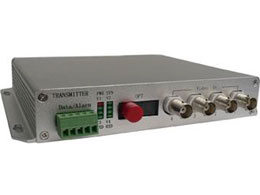 SJ-T/R4V1D/A/P/K/EP-4路数字视频光端机