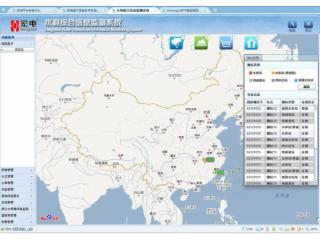 iWRIS水利信息监测管理平台-宏电  iWRIS水利信息监测管理平台