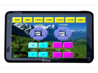 ER-700CT-7〞無線WIFI真彩觸摸屏