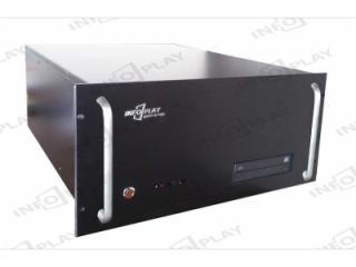 立體類融合服務器-Infoplay 融合服務產品