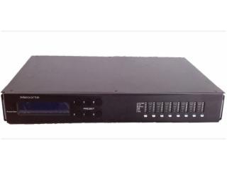 XT/88M-加强型数字音频处理器