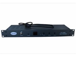 SK-3000M-經濟型捷變頻道鄰頻調制器