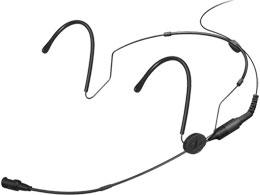 HSP 4-電容式頭戴話筒